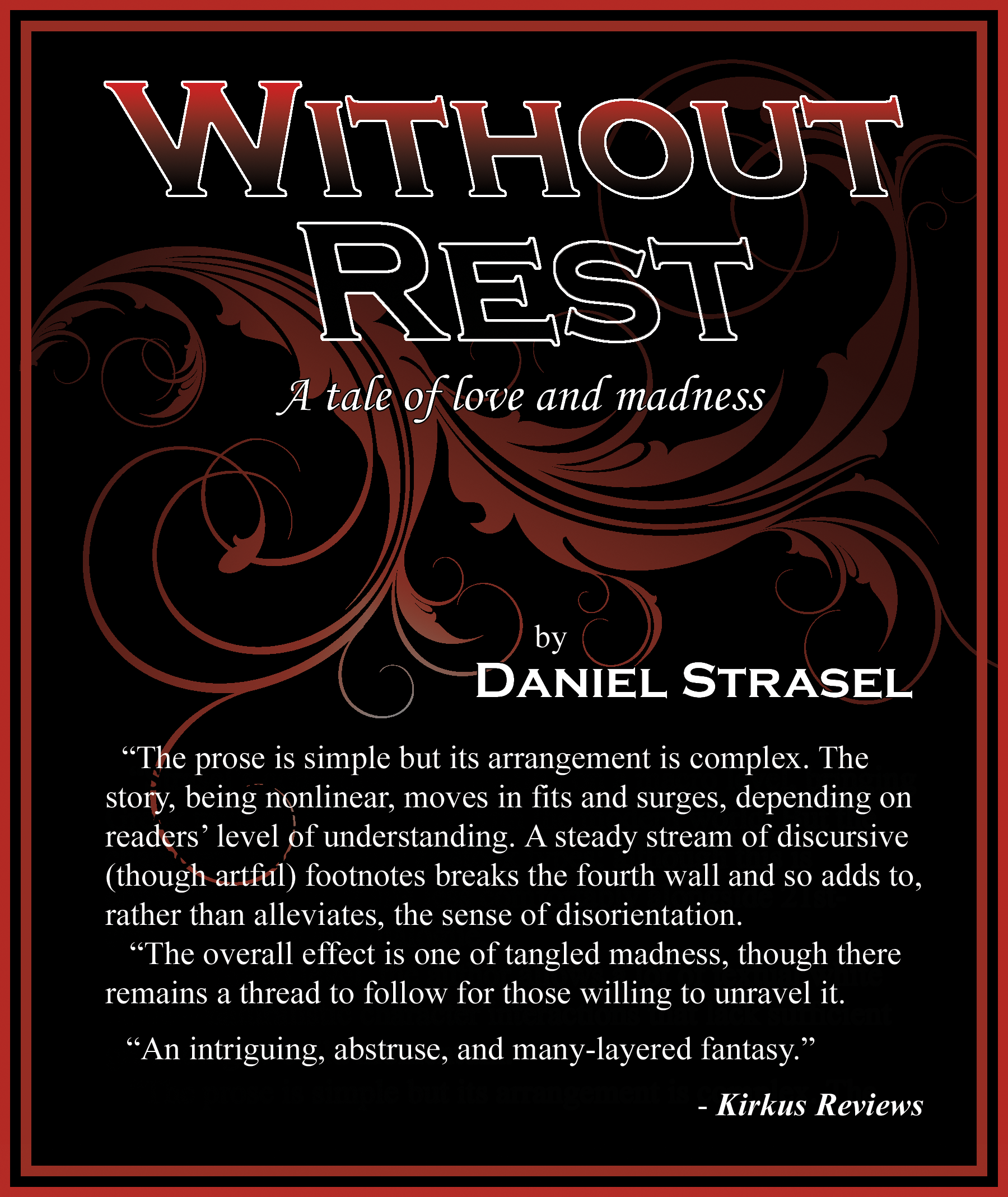 Without Rest Kirkus Review